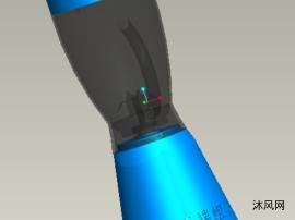 proe榨汁機設計