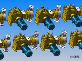 JYDR系列液压隔膜式计量泵 共8种型号