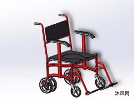 輪椅扶手升降輪椅
