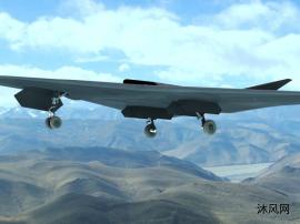 一款自己设计的超高速歼击机建模AUTOCAD制作
