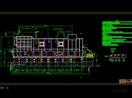 LBTF1400篦冷机总图