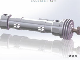 CKD标准紧固型气缸CMK2-00(带防尘套)