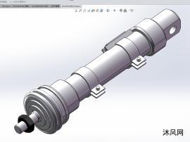 CKD标准紧固型气缸  CMK2-CC1(带防尘套)