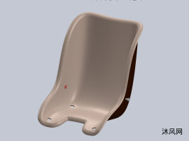 SW赛车座椅模型