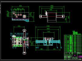 拖拉机变速箱设计