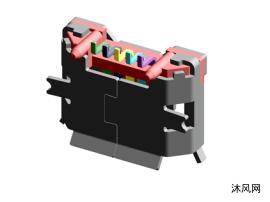微型USB B型