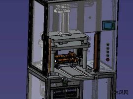 通用油底壳气密检漏机(测漏机)
