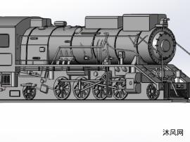 12米火车头