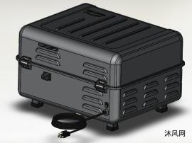 携带式烧烤炉SW模型