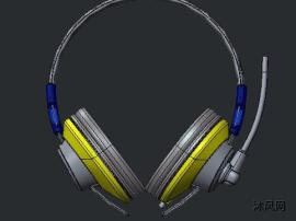 一款网吧耳机