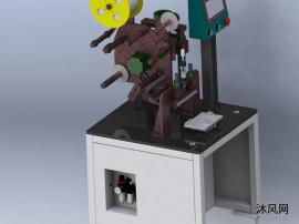 外置式辊轮覆膜机