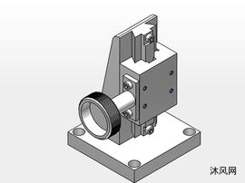 齿条齿轮式组件模型库