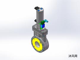 VAT 150系列真空閘閥各配置模型