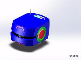 家庭服務機器人設計模型