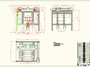 3D打印機機構設計