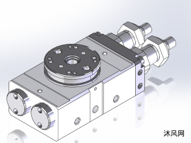 RM35-旋转夹持器