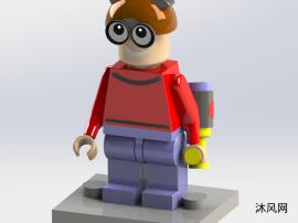乐高模型玩具