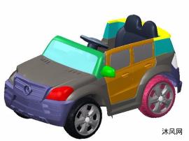 奔驰电动汽车