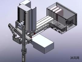 关节机械手建模