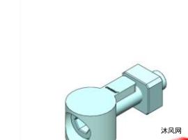 铝型材连接件图