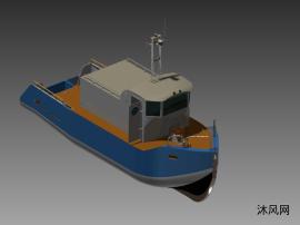 試驗項目小船