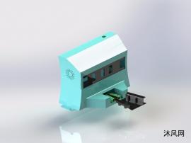 扫地机器人AGV充电桩