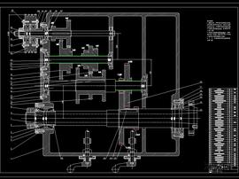 中型普通车床主轴变速箱设计(有两种可以选择)