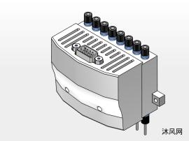 分配器装置设计模型