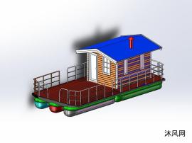 游艇船輪船
