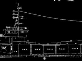 44.2米漁船圖紙