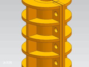 60型夹壳联轴器