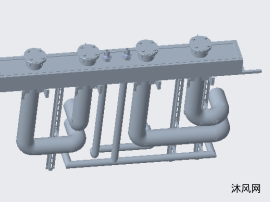 冷曖空調雙管道系統