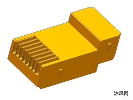 汽车插头连接器板(接插件)