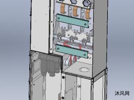 上下分离式SF6充气柜(V柜)