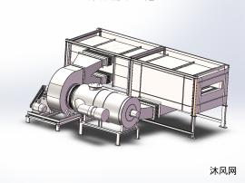 循环热风(烤漆)烘箱