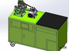 液体动压滑动轴承实验平台