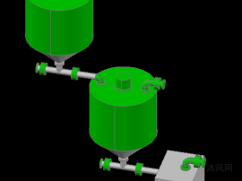含金废水金回收装置
