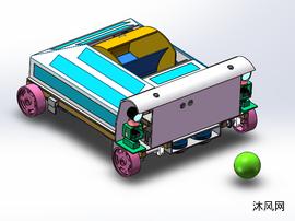 網球自動撿球機