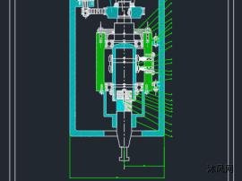 超声振动辅助磨削放电复合加工机床设计