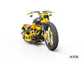 超酷时尚摩托车造型