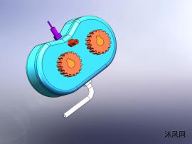 新型转子发动机