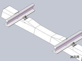 新Ⅱ型轨枕扣件装配