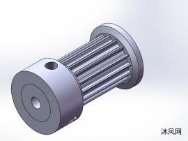 7款 T2.5-C型同步帶傳動輪