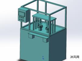 繞線機模型設計圖