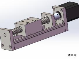 絲杠導軌總裝L100