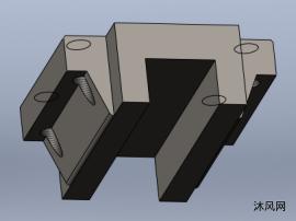 HIWIN集團的滑塊HGW系列零件