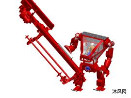 鉆機機器人