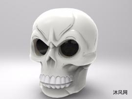 Creo2.0人体头骨建模