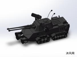 暗黑天启坦克