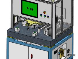 半自動產品陽極檢測設備